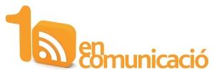 logotip 10 en comunicació