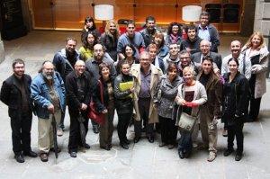 Representants del sector de les arts escèniques i musicals per a tots els públics