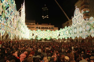 Lluminàries festives